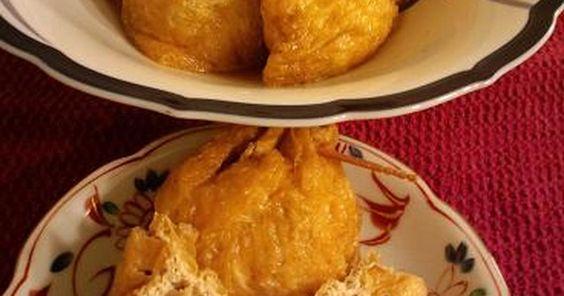 もやしと鶏ひき肉の袋煮 by SAICOOK [クックパッド] 簡単おいしいみんなのレシピが256万品
