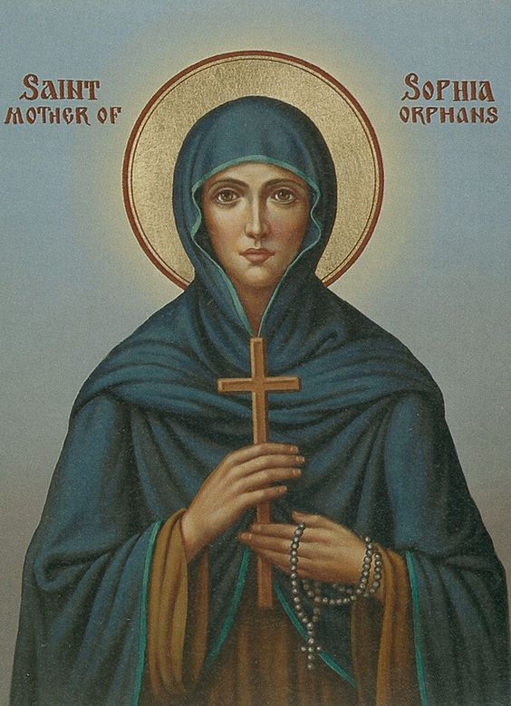 June 4 - Martyr Sophia of Thrace