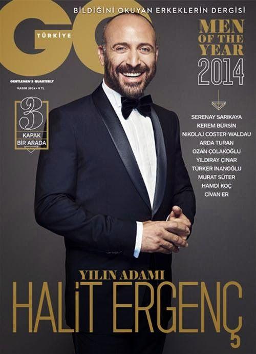 GQ Turquía Noviembre 2014