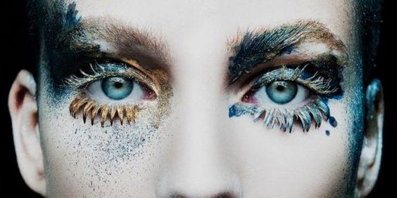George Redhawk Diese atemberaubenden Bilder wurden von einem Blinden gemacht