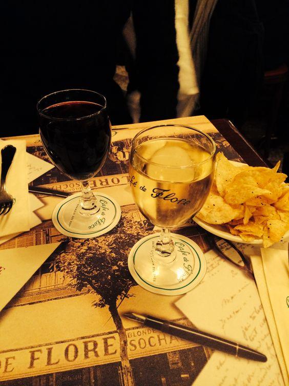 Paris Cafe de Flore