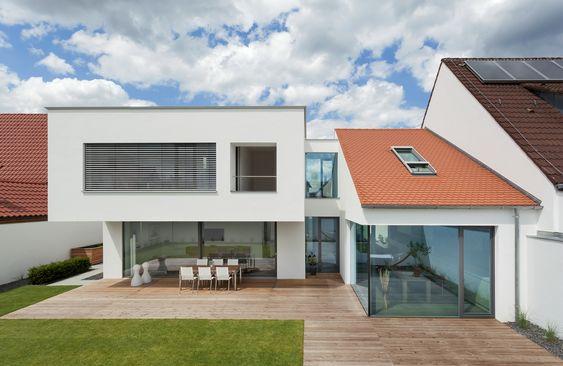 Berschneider + Berschneider, Architekten BDA + Innenarchitekten, Neumarkt: Neubau WH W Nürnberg (2012)
