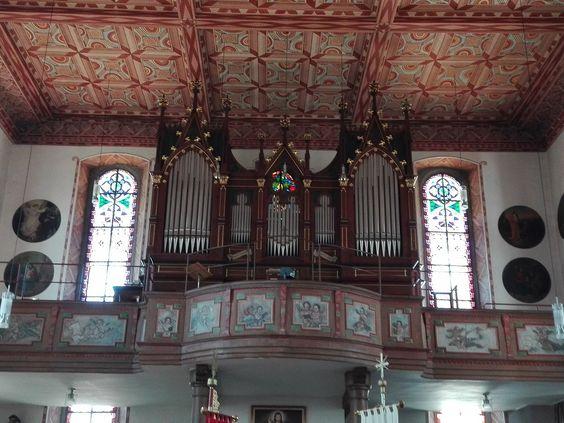 Hagnau, St. Johann Baptist – Organ index, die freie Orgeldatenbank