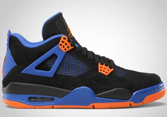 Air Jordan IV 'The Shot' Edition (Cavs colors)