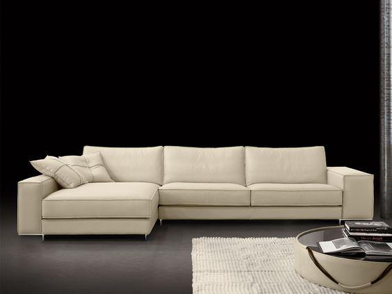Salas sof s y sillones modernos mobles muebler as en - Sofas italianos modernos ...