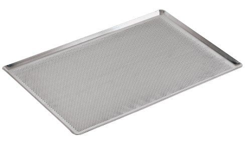 Paderno World Cuisine 23 58 Inch By 15 34 Inch Flat Perforated Aluminum Baking Sheet Continue To The Paderno World Cuisine Baking Necessities World Cuisine