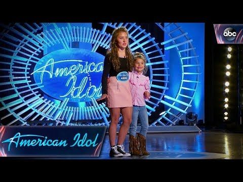 Layla Spring Brings A Special Guest For Her American Idol Audition