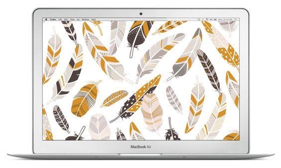 October Desktop Wallpapers Veren Computers En Ipad