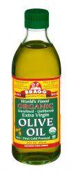 Organic Extra Virgin Olive Oil 16 oz