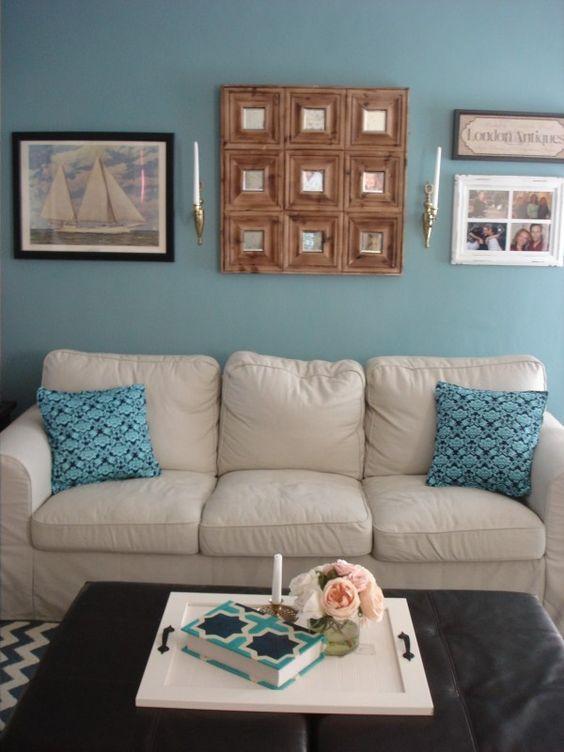 Benjamin Moore Wythe Blue Living Room Benjamin Moore St Lucia Teal 683 Color Inspiration