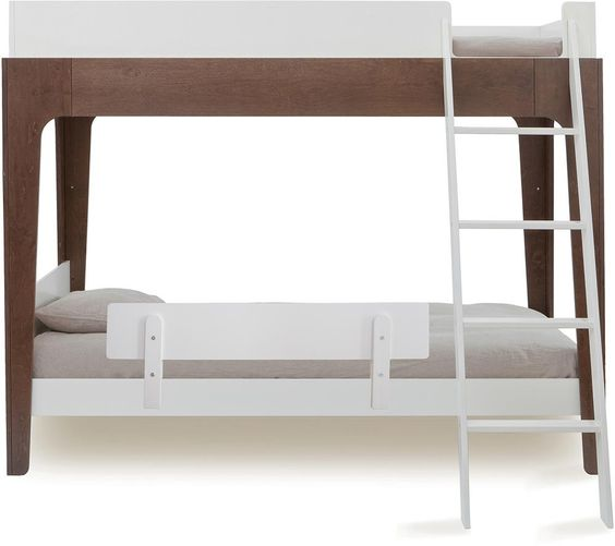 modern bunk beds perch twin over twin bunk bed oeuf 2