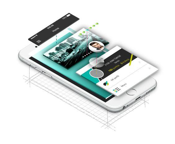 Ms de 25 ideas increbles sobre diseo de aplicaciones mviles en ms de 25 ideas increbles sobre diseo de aplicaciones mviles en pinterest diseo de app mobile app ui y iu mviles fandeluxe Choice Image