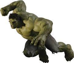 Resultado de imagem para hulk cinza