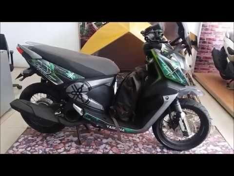 Yamaha X Ride 125 Cc Modif Terbaru 2018