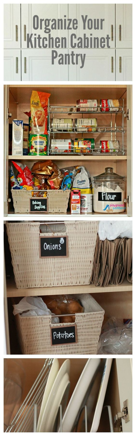 Organize your pantry pantry storage and cabinets Maximize kitchen storage
