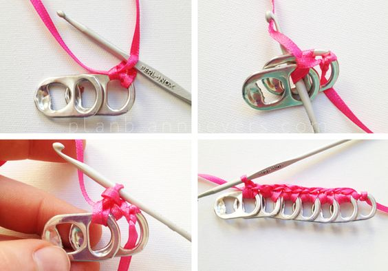 Can tab belt - Cinturón de corcholatas