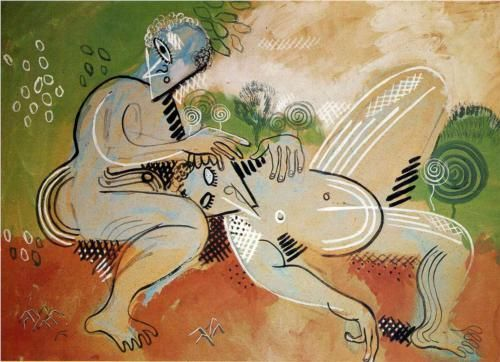 Idyll - Francis Picabia