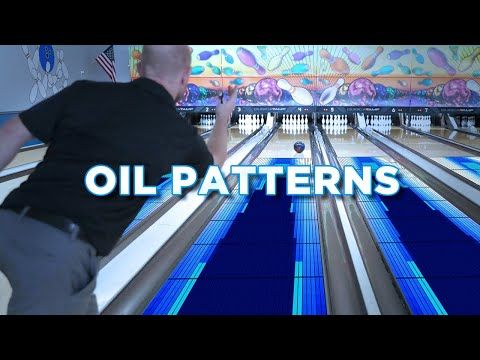 Understanding Invisible Oil Patterns On Bowling Lanes Youtube In 2020 Bowling Tips Bowling Bowling Tournament