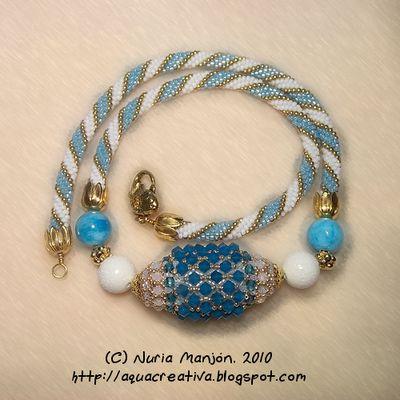 Aqua Creativa: Collares