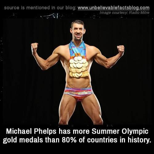 40 Facts You Probably Didn T Need To Know Michael Phelps Michael Phelps Olympics Michael Phelps Body