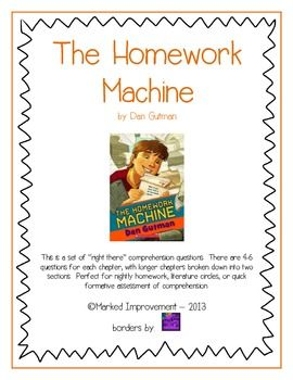 Innovative Products From the Past That Never Were   The Beer Barrel The original Shel Silverstein poem   Homework Machine    e  ed e dbc     f   f  ba   e