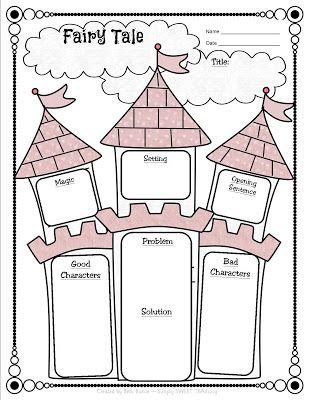 Pin By Beth Banco On Teacher To Do List Fairy Tale Writing Fairy Tales Fairy Tales Unit