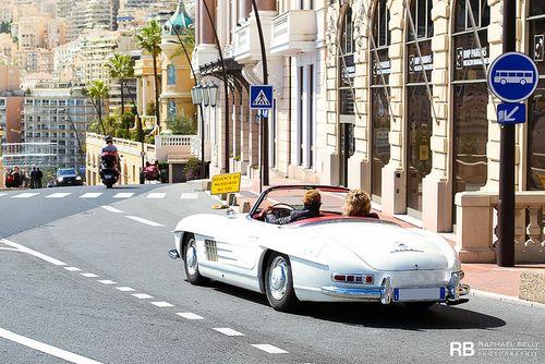 Mercedes 300 SL Cabriolet by Raphaël Belly on Flickr.