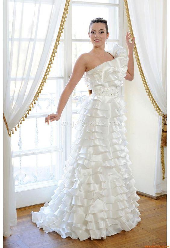 abiti da sposa Altara Dea Afra 2013