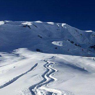 Fresh snow in Austria, & Switzerland Jan. 4, 2016 - ©Lech-Zuers/Facebook
