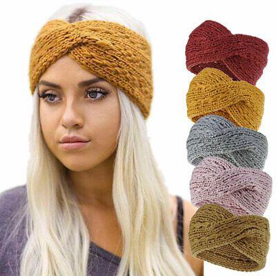 Crochet Ear Warmer Handmade Ear Warmer Adult Head size 21 to 22 Winter Ear Warmer Winter Headband Size Ear Warmer Headband
