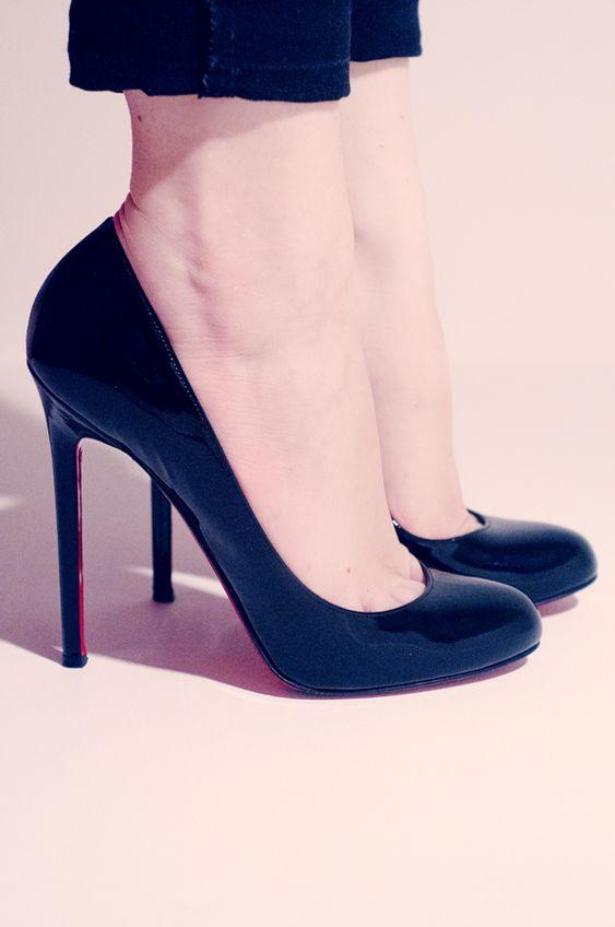 #PerfectLouboutin Les chaussures de mes rêves !!! Un classique !