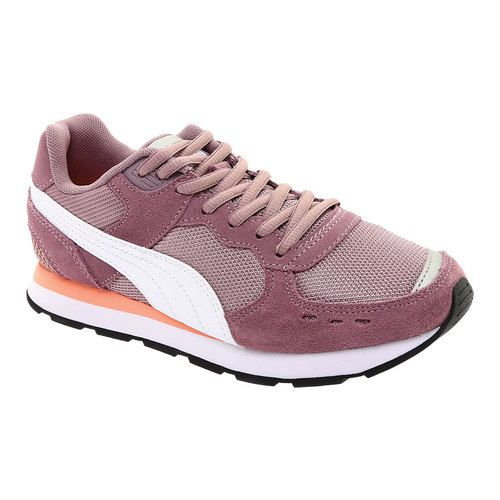 PUMA Vista Jr Sneaker   Sneakers, White sneakers, Sneaker brands