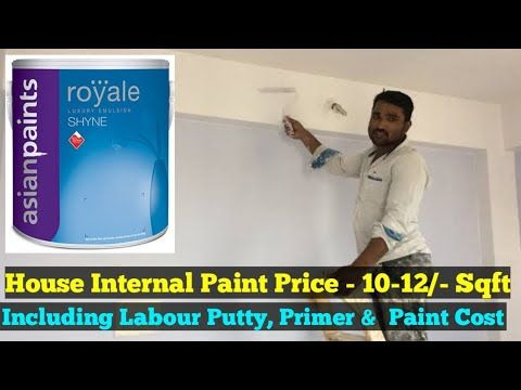 Estimate Cost Of Painting Works Per Sqft Cost For 1000 Sqft House Ra Paint Prices It Works Estimate
