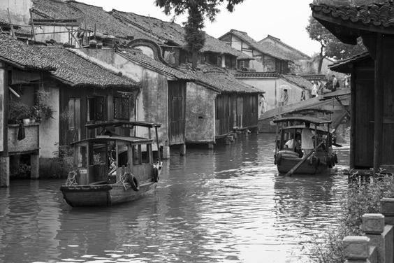 Wuzhen 3 by Alfonso Lucifredi on 500px