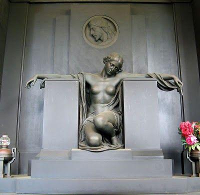 #Cimitero monumentale di #Staglieno, Genova