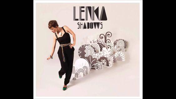 Lenka - Shadows - Faster With You (New Song!) W/ Lyrics