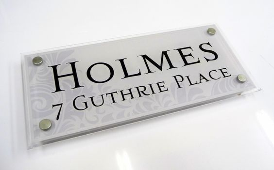 House signs for houses   Not all that's Grey is Dull  Gray is conservative, elegant and formal the perfect description of these #art decorative house signs in our colour collection 'Grey' and 'Slate'  NOT You're normal boring, drab and depressing coloured house signs! These House Signs are full of Grace... http://www.de-signage.com/DesignageArtHouseSigns.php