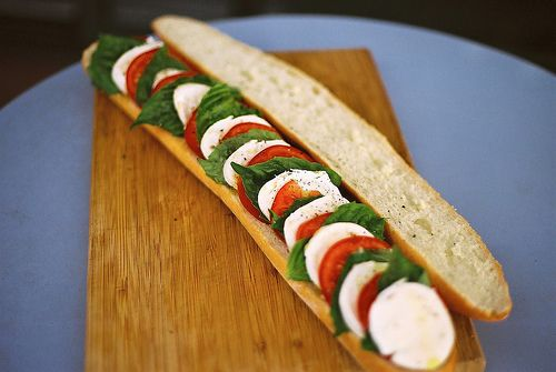 What's Cookin'? Caprese Baguettes, Grilled Shrimp & More