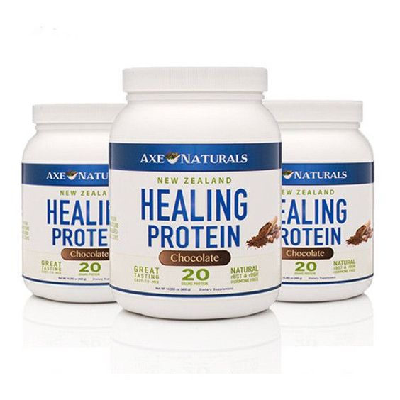 Healing Protein Chocolate 3-PACK - Free Shipping