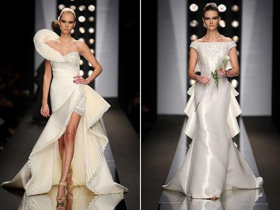 Italian Haute Couture Wedding Dresses - Sarli Couture  OMG I&39m ...