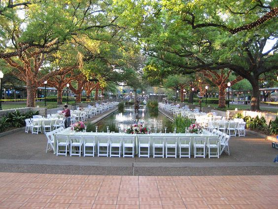 The Magnolia Hotel Houston Texas Wedding Venue Reception Venues Pinterest And