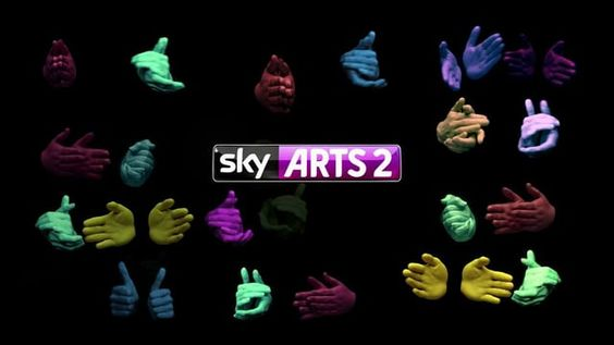 One of the new channel idents for the re-branded Sky Arts HD channels.  These video pieces were created by UK design and animation students via our Sky Arts Stings competition.