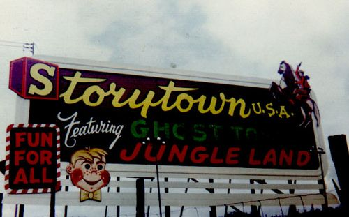 Storytown USA Lake George, New York,  1950s