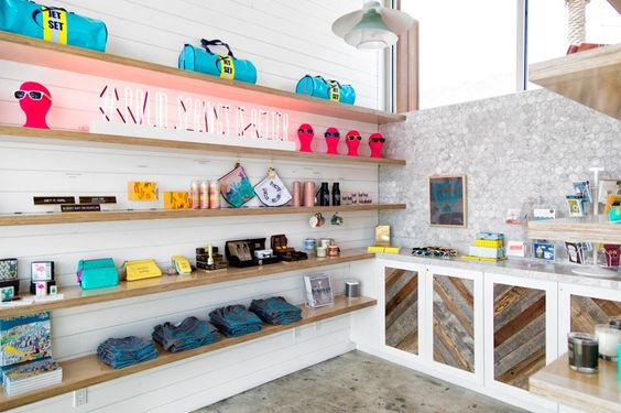 PALM SPRINGS EATS // ICE CREAM & SHOP(PE) AT ARRIVE HOTEL|Palm Springs Style
