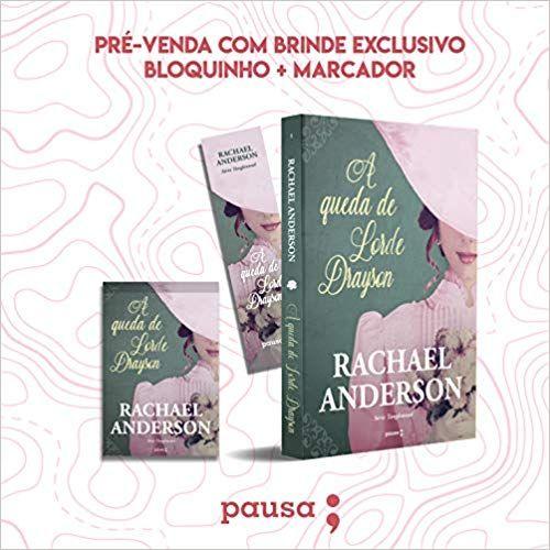 A Queda De Lorde Drayson Serie Tanglewood Brinde Exclusivo De