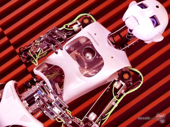 I Robot, You Human - © 2012 - Niccolò Matterazzo