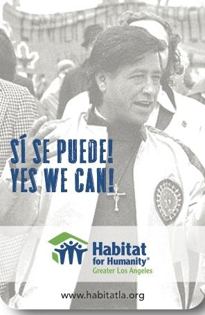 """Habitat for Humanity of Greater Los Angeles Youth Volunteers Say """"Si Se Puede"""" to Eliminating Substandard Housing"""