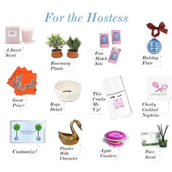 For The Hostess - On MinkSunday.com Today!