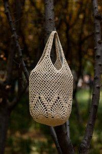 Sac à provision de style ! - Couture tricot crochet broderie et patchwork avec le tuto
