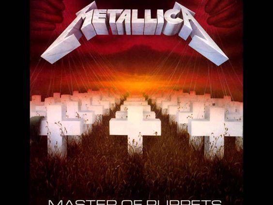 Metallica - Master Of Puppets [Full Album]